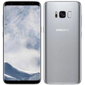 "DHgate 5pcs original unlocked samsung galaxy s8 g950f 4g lte android octa core 5.8"" 12mp ram 4gb rom 64gb refurbished phone"