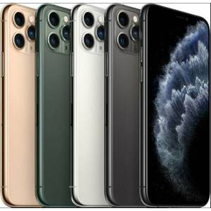 DHgate refurbished original unlocked iphone x in iphone 11 pro style without face id / with face id ram 3gb rom 64gb/256gb