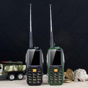 DHgate unlocked mafam m2+ rugged shockproof outdoor mobile phone with uhf hardware intercom walkie talkie belt clip powerbank facebook cellphone