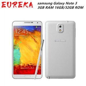 DHgate original unlocked samsung galaxy note 3 n9005 4g lte 3gb ram 32gb/16gb rom android phone