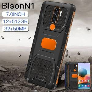 DHgate global version original n1 android phones smartphone 7.0inch cellphone dual sim camera 3g 4g cell mobile smart phone face unlock