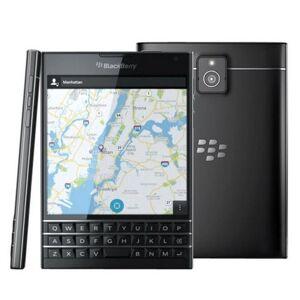 DHgate original blackberry passport q30 lte cell phone blackberry os 10.3 quad core 3gb ram 32gb rom 13mp camera smart phone
