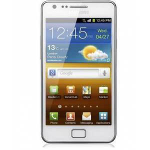 DHgate original samsung galaxy sii s2 i9100 cell phone android 2.3 wi-fi gps 8.0mp camera dual core refurbished phone