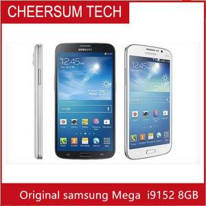 DHgate refurbished samsung galaxy mega 5.8inch i9152 i9152 smartphone 1.5gb/8gb 8.0mp wifi gps bluetooth wcdma 3g 2g unlocked cell phone