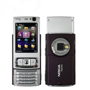 DHgate original nokia n95 2.8 inch screen 5.0mp camera 3g wifi gps bluetooth refurbished phone