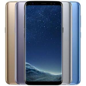 "DHgate 1pcs original unlocked samsung galaxy s8 s8 plus mobile phone 5.8""/6.2'' 4gb ram 64gb rom octa core 3000mah refurbished phone"