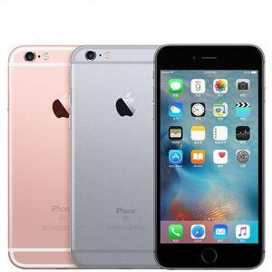"DHgate apple iphone 6s plus unlocked 5.5"" ios 16gb/64gb/128gb rom 2gb ram dual core 4g lte 6sp mobile cell phone"