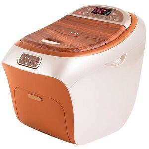 DHgate foot tub automatic foot massage machine electric heating bath basin high temperature deep barrel home