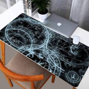 DHgate mouse pads & wrist rests 400mm*800mm lappad math formula design keyboard mat large extended computer player favorite game mousepad