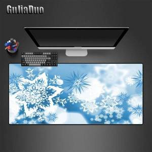 DHgate mouse pads & wrist rests 400x800cm large winter snowflake pattern pad notebook pc edgelock desk mat gaming accessories landscape mousepad ca