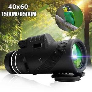 DHgate telescopes 40x60 day & night vision dual-focus hd optics zoom monocular telescope waterproof super clear for outdoor hunting