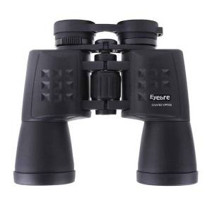 DHgate telescopes luger 10x50 binoculars professional telescope hd wide angle fmc optical lens living waterproof powerful outdoor hunting tools