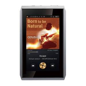 DHgate original thebit opus #3 64g hifi player native dsd playback bluetooth mp3 customized android os support wifi lossless music mp3