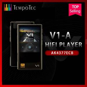 DHgate mp3 players,tempotec variations v1-a,pcm&dsd 256 support bluetooth ldac aac aptx in&out usb dac for pc with asio ak4377ecb