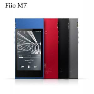 DHgate fiio m7 with 32gb tf card high-resolution lossless music player bluetooth4.2 aptx-hd ldac touch screen mp3 with fm radio support