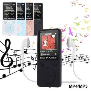 DHgate feniores 1.8 inch tft display portable mp3 player fm voice recorder video media player simple support 32gb memory card