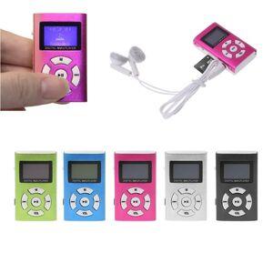 DHgate mx-808 mini usb aluminum lcd screen 32gb micro sd tf card digital music mp3 player n1hd