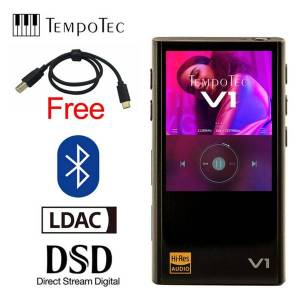 DHgate mp3 players,tempotec variations v1,hifi digital without analog and supports bluetooth ldac in&out for usb dac&