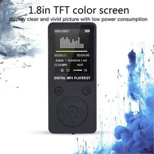 DHgate 1.8 inch mp4 player max support 32gb music playing with fm radio video player built-in memory mp3 mp41