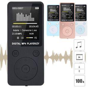 DHgate kinganda 2020 fashion portable mp3 lossless sound music player fm recorder 7.15