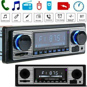 DHgate in-dash 1 din car radio bluetooth stereo head unit mp3/usb/sd/ aux-in/ fm player
