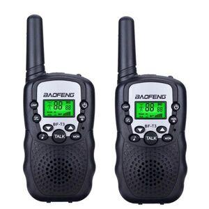 DHgate walkie talkie bf-t3 children 2 pcs children's radio walkie-talkie kids birthday gift toys for boys girls up to 3 km range
