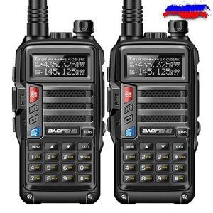 DHgate 2pcs baofeng uv-s9 8w powerful walkie talkie vhf/uhf136-174mhz & 400-520mhz dual band 10km long range portable cb two way radio11