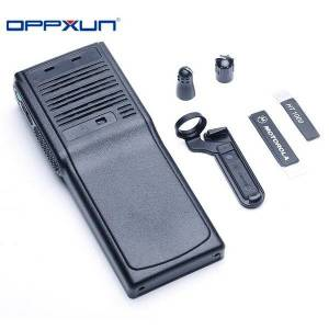 DHgate walkie talkie oppxun replacement front outer case housing cover for motorola radio ht1000