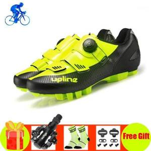 DHgate cycling sneakers men women mountain bike shoes outdoor sapatilha ciclismo mtb breathable spinning bicycle riding sneakers1