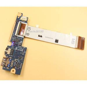 """DHgate for lenovo yoga 3 14 80jh 14"""" audio usb card reader board cable ns-a383"""
