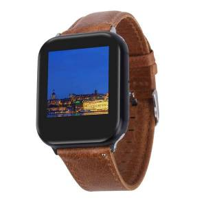 DHgate 1.78 inch real full screen 44mm smart watch z6 series 6 gps bluetooth 4.0 wireless charging mtk2503c rotate button full-time detection heart