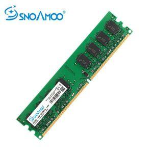 DHgate snoamoo deskpc rams ddr2 1g/2gb 667mhz pc2-5300s 800mhz pc2-6400s dimm non-ecc 240-pin 1.8v for intel computer memory
