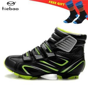 DHgate tiebao cycling shoes sapatilha ciclismo mtb mountain bike windproof bicycle shoes winter cycle shoe spinning class bicycle1