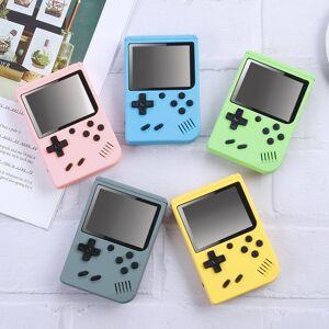 DHgate 800 games in 1 retro game console 3 inch colorful lcd screen mini tv handheld fc 8 bits macaron game machine