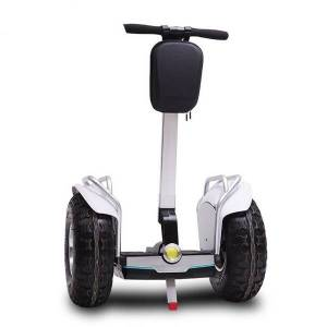 DHgate daibot offroad hoverboard two wheels self balancing scooters with bluetooth speaker 19 inch 60v 1200w*2 electric scooter