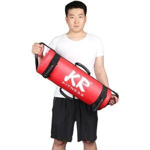 DHgate 5/10/15/20/25/30 kg gym sandbag filled weight sand power bag strength training fitness exercise cross-fit sand bag body buildin