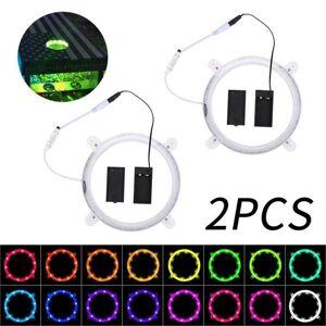 DHgate 2pcs sandbag board light cornhole lights led bright bean bag board night lights remote control outdoor lighting lampada led