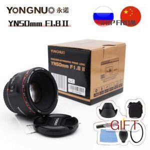 DHgate yn50mm f1.8 ii large aperture auto focus lens for canon bokeh effect camera eos 70d 5d2 5d3 600d dslr11