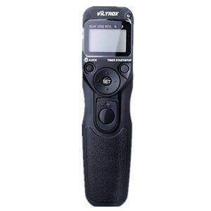 DHgate remote controlers viltrox mc-c1 lcd timer controller shutter release cord for canon 1200d 1100d 700d 600d 650d 550d 60d 70d 100d