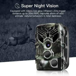 DHgate wifi bluetooth trail camera 40m wireless hunting cameras 20mp 1080p night vision wildlife app po traps surveillance
