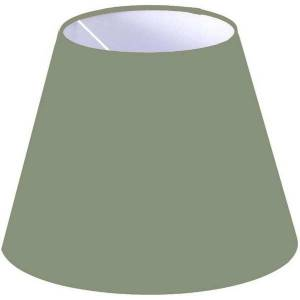 DHgate lamp covers & shades lampshade table hood gray cone 25x15x20 cm decorative special fabric and metal inner nes