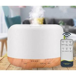 DHgate humidifiers electric aroma diffuser, air humidifier, 300ml, 500ml, 1000ml, ultrasonic atomizer, led essential oil atomizer