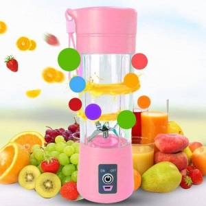 DHgate portable blender usb mixer electric juicer machine smoothie mini processor personal cup juice blenders1