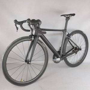 DHgate seraph 22 speed aero road complete bike-x1 with r8000 groupset 38x25 clincher wheelset weight 7.25kg bikes
