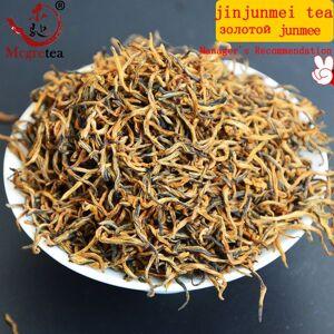 DHgate [mcgretea]good tea 250g chinese wuyi jin jun mei large congou black tea superior quality kim chun mei health jinjunmei tea
