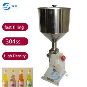 DHgate manual paste filling machine, manual liquid filling machine(5-50ml), liquid a03 manual filling machine