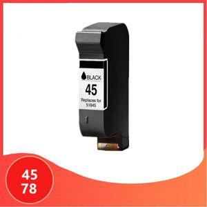 DHgate black compatible for 45 for 78 ink cartridges 45 78 deskjet 1220c 3820 3822 6122 6127 930c 932c 940c printers