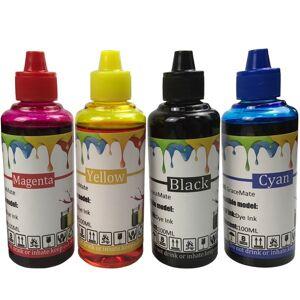 DHgate 400ml universal refill ink kit 15 78 compatible for 6578d deskjet 920c 930c 980c 1220cse psmart 1215
