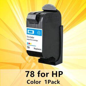 DHgate compatible ink cartridges for 78 tri-color for 78 deskjet 1220c 3820 3822 6122 6127 920c 930c 932c 940c 950c printer