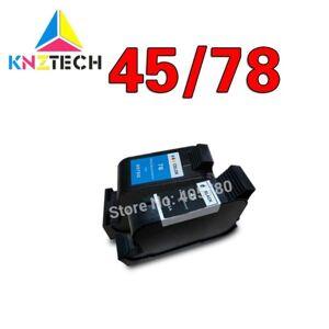 DHgate knztech ink cartridges compatible for 45 78 for 45 78 deskjet 930c 980c 9300 psmart 1000 1215 fax 1220